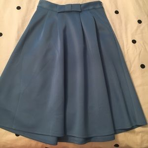 PERFECT A-LINE SKIRT